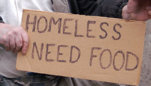 Council to Look at Panhandling Issue
