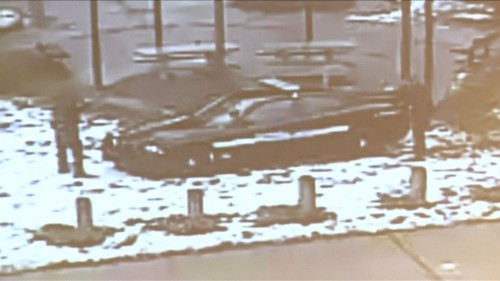 Captures from the Shooting Video Released by Cleveland Police following the November 2014 shooting