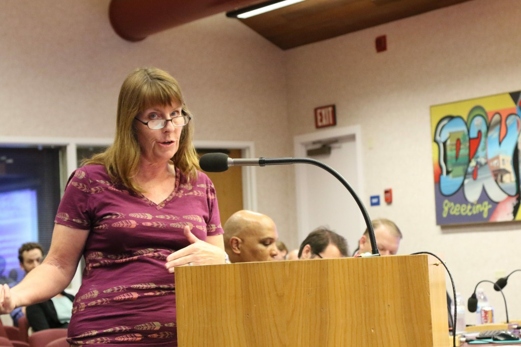 Elaine Talley thanked the board for their decision.