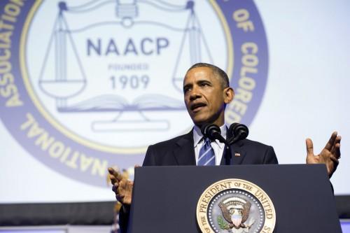 Obama-NAACP