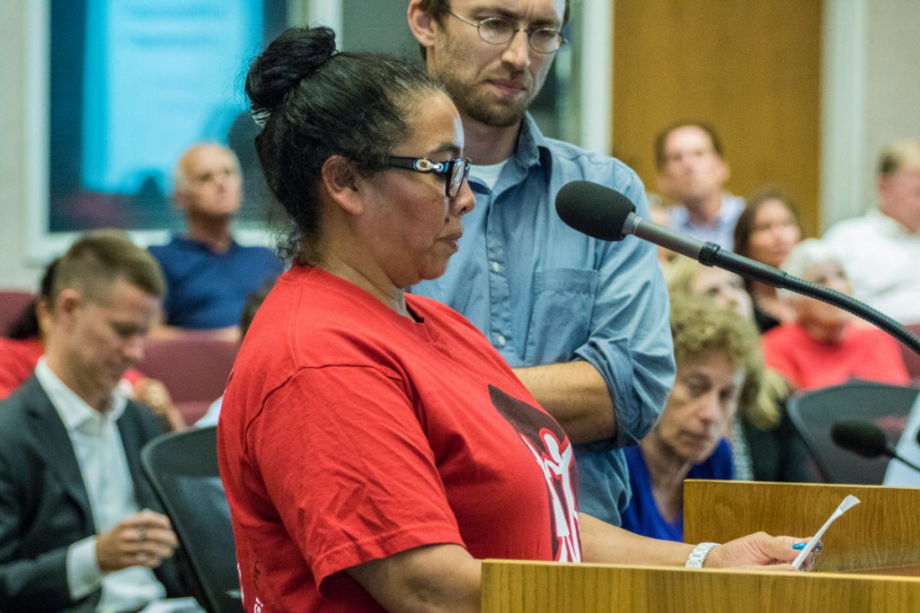 Public Comments from Tuesday's Discussion on the Hotel Conference Center