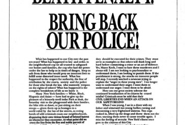 Justice Watch: Trump and the Exoneration of the Central Park 5