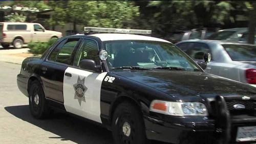 Davis Police Car