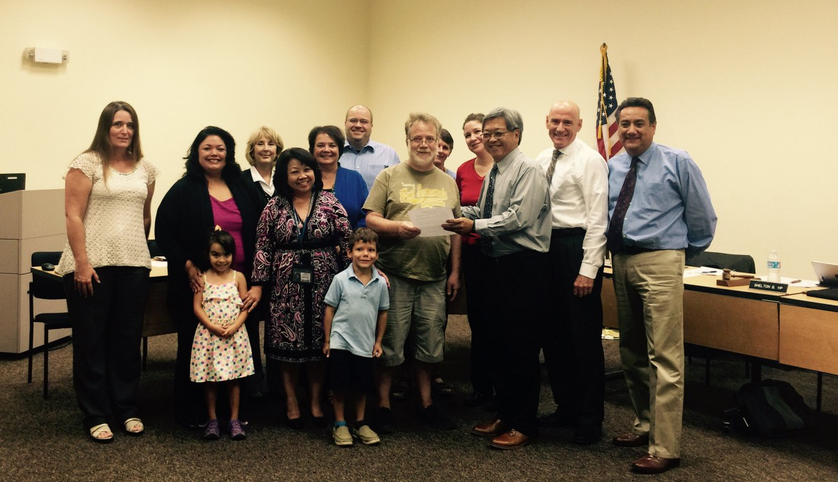 Last Week's Yolo County Office of Education Commemorated the 50th Anniversary of Head Start