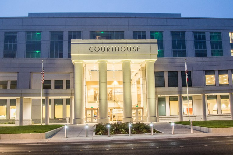 Yolo County Courthouse - New