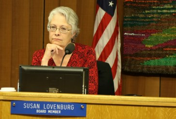 Lovenburg Recognized by Board, Community