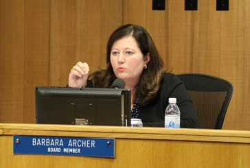 Three School Board Candidates File for November Election; Barbara Archer Does Not File