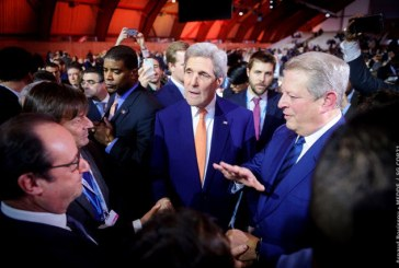 Historic Global Climate Change Agreement Adopted in France