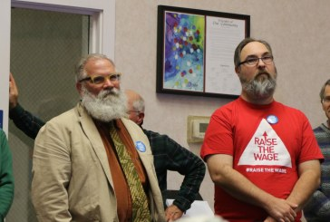 Activists Continue to Push Issue of Income Inequality in Davis