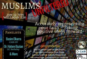 'Muslims Unfiltered' Tuesday at UCD