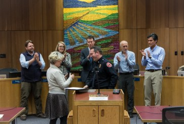 Chief Trauernicht Earns Unique Distinction