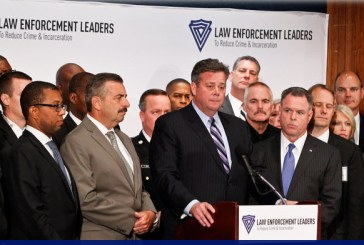 Over 70 Top Police Chiefs and Prosecutors Urge Congress to Pass Criminal Justice Reform