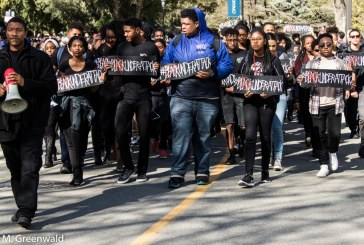 Hundreds Rally in #BlackUnderAttack Protest; Katehi Issues Apology, Vows Fast Action