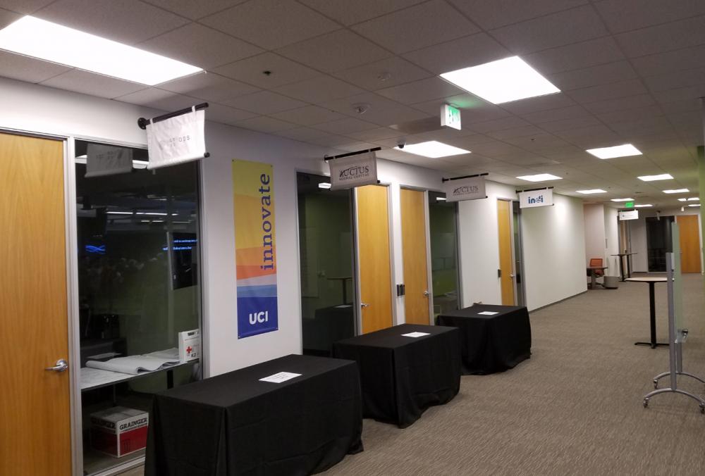 UCI Applied Innovation, Office Suites, Davis Enterprise