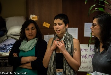 Protesters Mark One Month of Occupying Mrak Hall