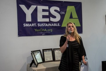 Councilmember Swanson Issues Blunt Statements on the Future at Measure A Kickoff Event