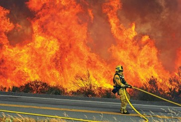 Student Opinion: California Fires Rage: A Grim Reminder of Climate Change