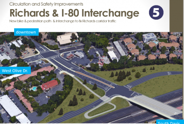 New Richards Interchange Improvements To Be Funded by Nishi Gateway