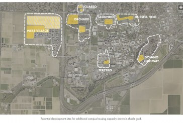 Revised LRDP Will Accommodate 90% of Student Growth with On-Campus Housing