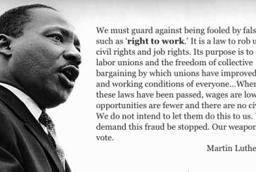 Union Rights Are Civil Rights