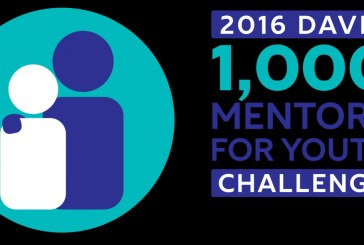 Davis 1000 Mentors for Youth Challenge
