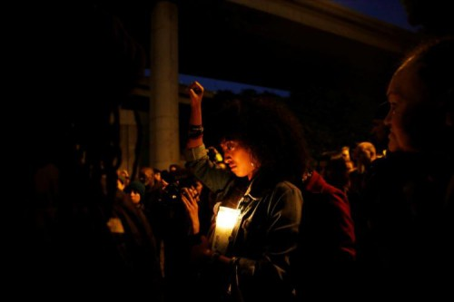 Vigil for Jessica Williams