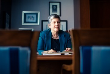 Commentary: The Shoe Is on the Other Foot for Napolitano