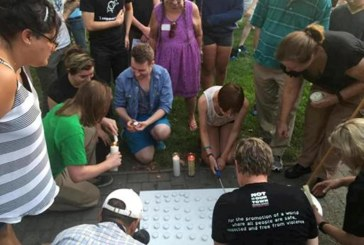 Davis Holds Vigil Denouncing Intolerance and Hate