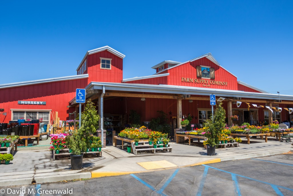 Farm Supply is a strong local company