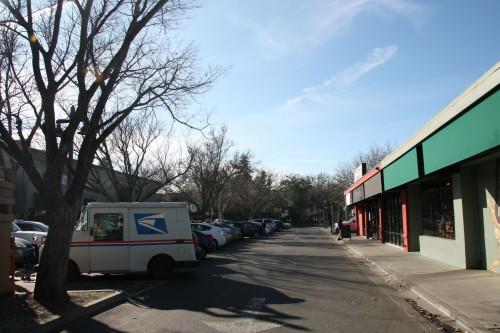 E-St-Parking Lot