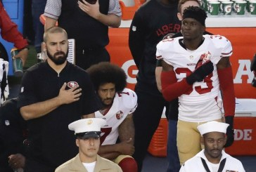 Sunday Commentary: Freedom of Speech, Just Don't Mess with the Flag, or National Anthem