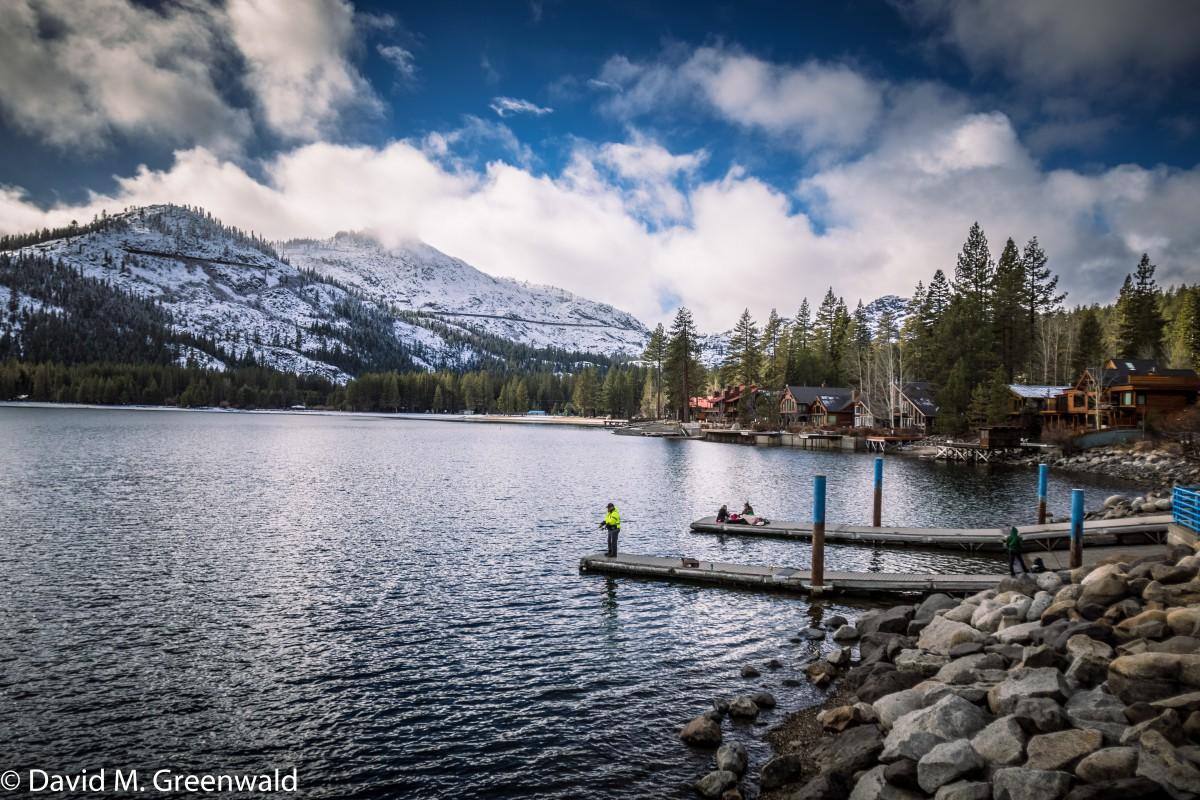 Taken Monday, November 21, 2016 at Donner Lake