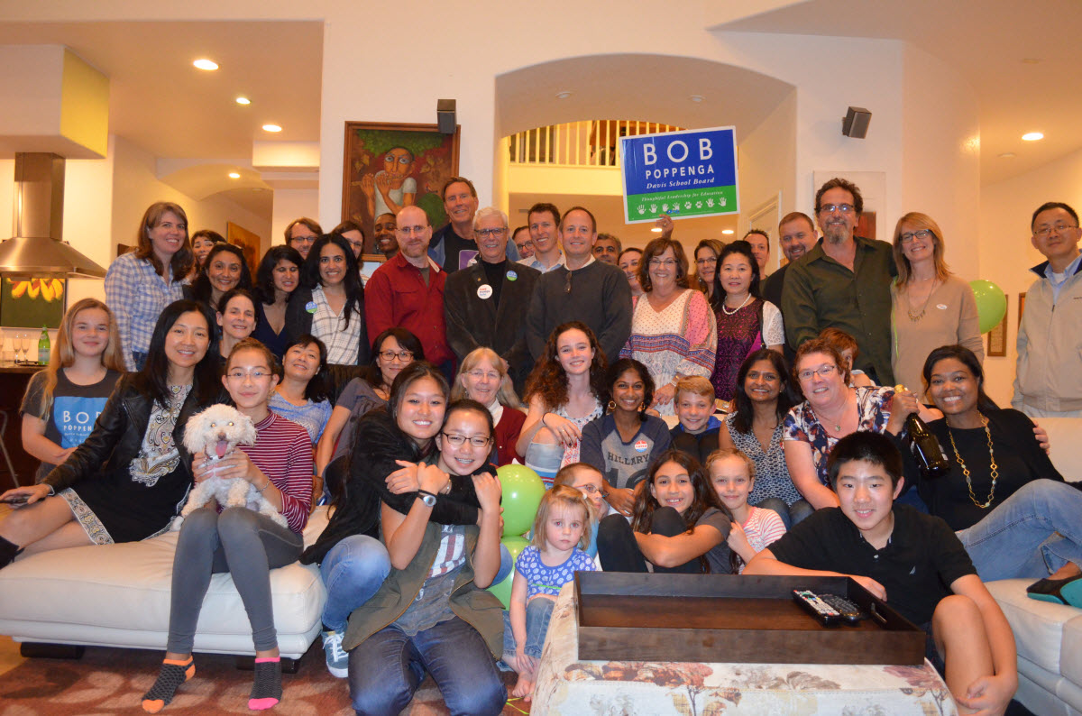 Poppenga Campaign Victory Party