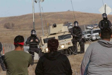 Police Use of Excessive Force at Standing Rock