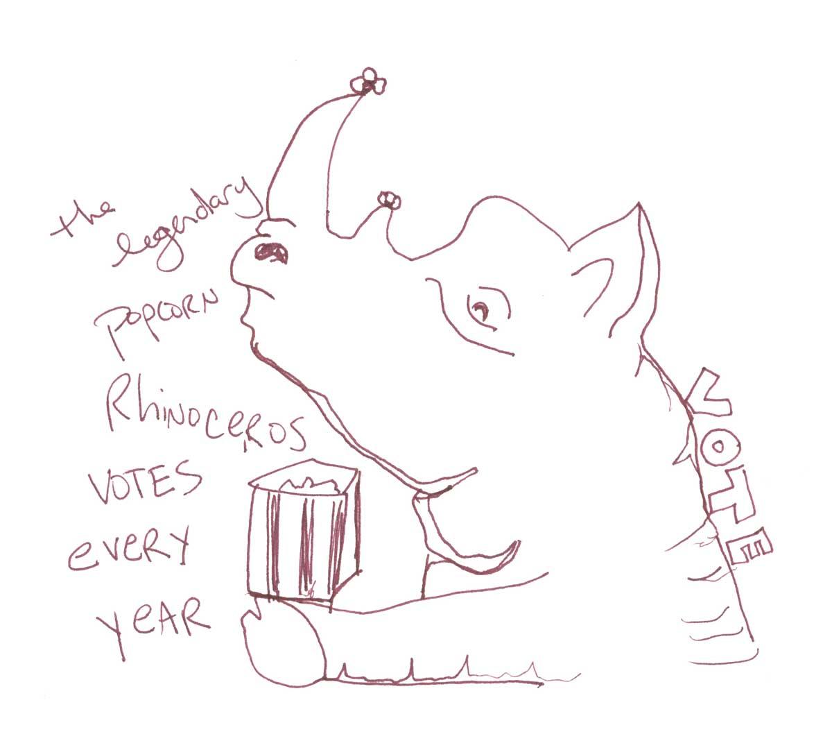 popcornrhinocerous