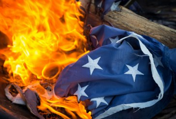 Flag Burning is Free Speech