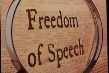Guest Commentary: Free Speech for Whom?