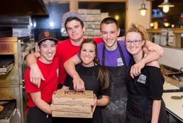 Woodstock's Pizza Raises $1,817 for Local Charities