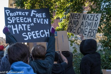 Commentary: UC Davis' Protest Policy Probably Won't Work