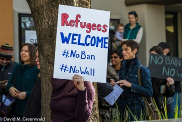Mayor Davis' Letter to Garamendi on Muslim Ban