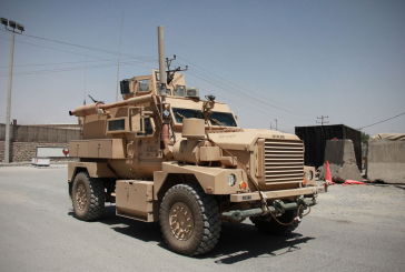 Letter: MRAP Acquisition Is Not a Fiscally Sound Choice