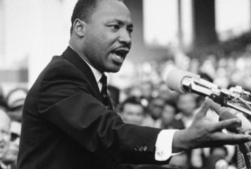 Dr. King's Revolution of Values