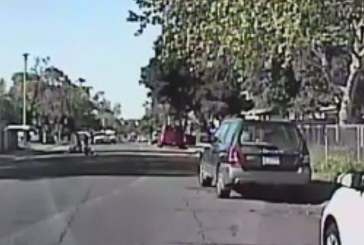 Video Shows Jaywalker Taken Down and Punched by Sacramento Police Officer