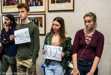 Student Voice on Housing Comes Through on Tuesday