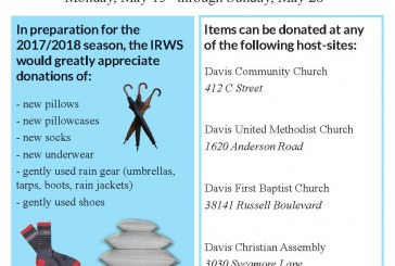 Interfaith Rotating Winter Shelter Launches Spring Drive