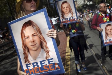Chelsea Manning Will Soon Be Free after Seven Years