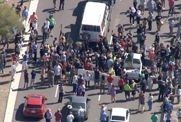 Commentary: A Scary Mindset Developing Toward Protesters
