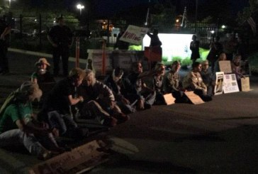 10 Arrested, 1 Injured after Protest at Monsanto Woodland Facility Monday; Protestors Charge Monsanto 'Poisoning' World