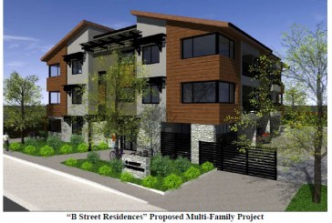 Planning Commission to Hear Appeal of Redevelopment Multi-Family Housing Project