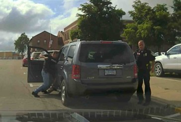 Police Turn Traffic Stop into Violent Encounter